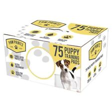 Super Absorbent Puppy Training Pads Indoor Toilet Wee Mats 40cm X 50cm 75 Pack