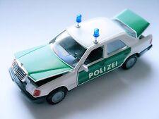 Mercedes W 124.I  200-300E/200D-300D POLIZEI police polisi politi, Cursor 1:36!