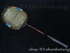 Hot Arrival DUORA 10 Orange/green badminton racket Carbon DUO10 badminton racket