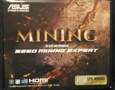 ASUS B250 MINING EXPERT Motherboard 19 PCIe Cryptocurrency ETH BTC