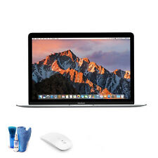 Apple 12 MacBook  Silver- Kit with Mouse (Spanish Keyboard)