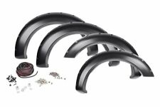 Rough Country Fender Flares Flat Black fits 1999-2007 Ford Super Duty F250 F350