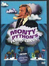 Monty Pythons Flying Circus ~ knusprige Frosch & Erotik Film ~ 1999 a&e TV VG/C DVD