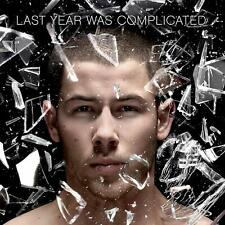 Nick Jonas – Last Year Was Complicated  (New LP Vinyl ) NO COVER    R144A
