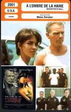 A L'OMBRE DE LA HAINE - Thornton,Berry,Ledger(Fiche Cinéma) 2001- Monster's Ball