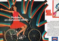 PUBLICITE  1981   MOTOBECANE CYCLES  vélos ( 2 pages)