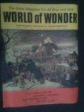 World of Wonder No 92 1971 Christmas