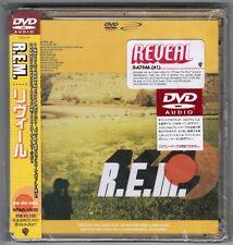 Sealed! REM Reveal JAPAN DVD-AUDIO WPAR-10030