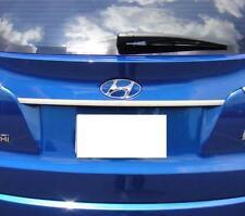 HYUNDAI ix35 chrome Garniture Coffre 2010 à 2015 (pré mettre à jour modèle)