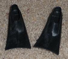 Vintage Frogman Flippers - 12 Inch GI Joe Military Figures
