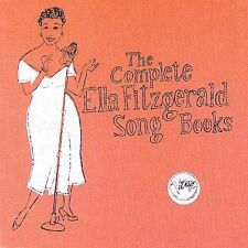 The Complete Ella Fitzgerald Song Books [Box] by Ella Fitzgerald (CD, Oct-1993,…