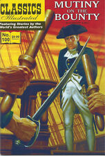 Modern Classics Illustrated Canadian Issue Mutiny On The Bounty