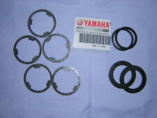 Yamaha Rd350lc Rd250lc Front Sprocket Nut & Tab Washer Genuine