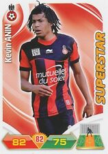 KEVIN ANIN OGC.NICE TRADING CARDS ADRENALYN PANINI FOOT 2013