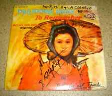 PHILIPPINES:RELLY COLOMA  Philippine Music To Remember LP ORGAN Instrumental OPM