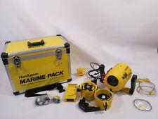 Sony Handycam 8mm Marine Pack Under Water Light HVL-80D MPK M8 BCA-3000 + Case
