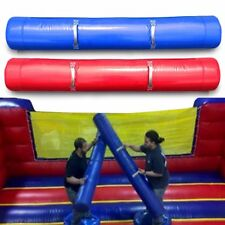 Two Air Filled Pole Red Blue For Inflatable Games Joust Arena Wrecking Ball