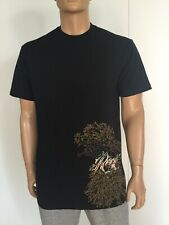 REEF Black Men's T-Shirt Size L