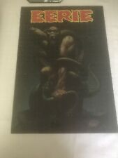 Milton Bradley EERIE  magazine jigsaw puzzle