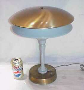 MID CENTURY DANISH MODERN PAUL HENNINGSEN INFLUENCED DESK LAMP