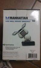 Manhattan LCD Wall Mount Bracket Model Number: 430821