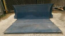 Rear Seat Accordion Cover for 1969 Chevrolet Bel Air Wagon