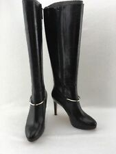 High (3 in. and Up) Leather Women's Nine West US Size 9