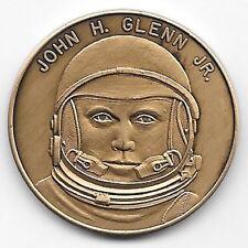 NASA PROJECT MERCURY MA-VI FRIENDSHIP 7 ASTRONAUT JOHN GLENN JR ORBITAL FLIGHT