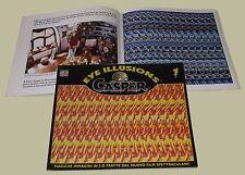 CASPER Eye illusions 1 Jim Anderson Mondadori 1995 immagini in 3-D illusioni