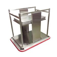 Carter-Hoffmann Otd1826 Mobile Open Tray Rack Dispenser Cart