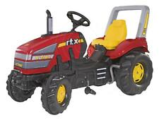 Rolly Toys X-TRAC KING-SIZE XL Ride-on Tracteur À Pédales C/ENGRENAGES W & FREIN