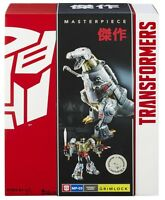 NEW Transformers Masterpiece Grimlock MP03 G1 Dinobot Leader Rare Hasbro AUS SYD