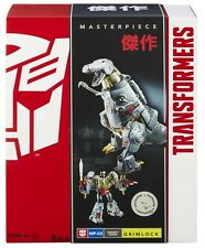 NEW Transformers Masterpiece Grimlock MP03 G1 Dinobot Leader Rare Hasbro AUS SYD