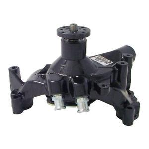 Tuff Stuff Water Pump 1461NC; SuperCool High Volume Black Mechanical for BBC