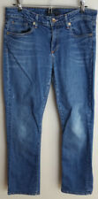 Juicy Jean Couture Womens Cropped Bootcut Denim Jeans w 28