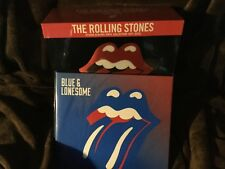 THE ROLLING STONE BLUE AND LONESOME NEW VINYL lp from 2018 Studio Box Set