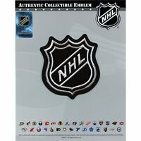 NHL Official National Hockey League Shield Logo Large Patch Emblem Stanley Cup