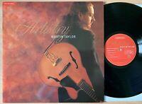 Martin Taylor - Artistry - Excellent 1992 LINN Records Audiophile Jazz Vinyl LP