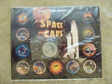 Space Program Collector Pogs