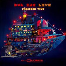 DUB INC. - PARADISE TOUR-LIVE AT L'OLYMPIA (2CD+DVD) 2 CD + BONUS CD Neuf