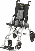 Wenzelite Trotter Lightweight Folding Special Needs Stroller Mobility Chair 16""