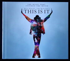 *** DOUBLE CD MICHAEL JACKSON - THIS IS IT * SONY MUSIC -  PRESSAGE EUROPE ***