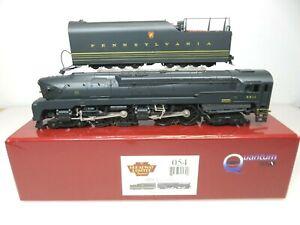 Broadway Limited BLI 054 HO 4-4-4-4 PRR Pennsylvania T1 Locomotive DCC/Sound
