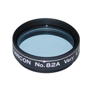 """Lumicon Color / Planetary Filter #82A Light Blue - 1.25""""  # LF1075"""
