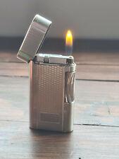 More details for vintage genuine zippo contempo cigarette gas lighter japan in working order
