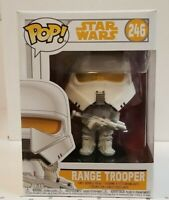 Funko POP! Star Wars Range Trooper Box #246 Classic movies Solo Starwars trooper