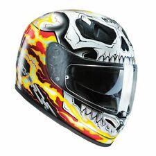 HJC Fg - St Composite Casque Moto Intégral - Marvel Ghost Motard
