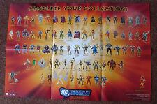 DC Universe Classics 2008 Promo Poster SDCC Comic Con Lobo NM