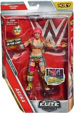 ASUKA Elite Series 47  WWE Mattel Brand New Action Figure Toy Mint Packaging