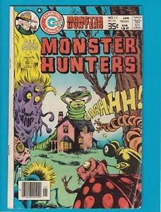 Monster Hunters #11Charlton Comics
